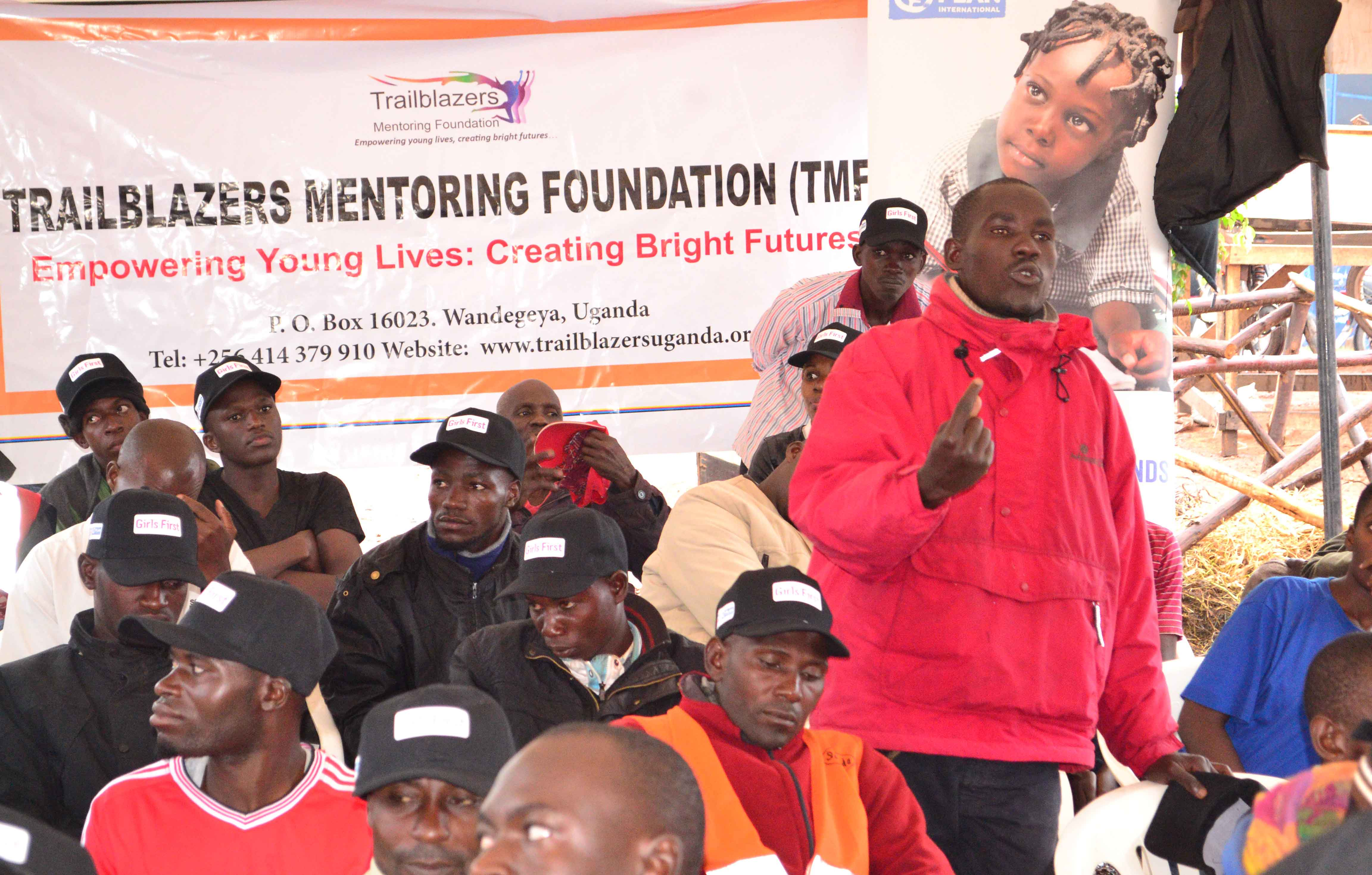 <p>We recognize meaningful engagement with men and boys as critical to advancing gender equality and equity.</p>